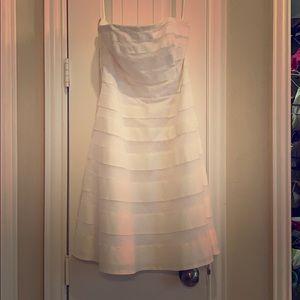 Summer style wedding/white dress